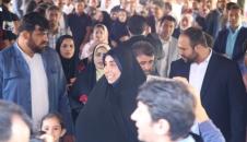 گزارش تصویری حضور دکتر الماسی در ستاد انتخابات شهرستان کنگان و ثبت نام برای انتخابات آتی مجلس