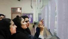 حال و هوای دانشجویان در فصل دَمکرده امتحان/تصاویر