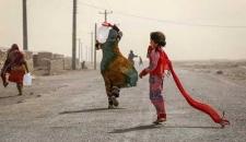 روستاهای هیرمند در بحران/تصاویر