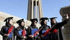 جشن فارغ التحصیلی دانشجویان رشته پزشکی همدان+ تصاویر