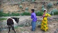 تصاویر/ زندگی عشایر و روستائیان