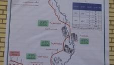 گزارش تصویری بازدید استاندار بوشهر، نماینده مجلس و مدیرعامل آبفار بوشهر از روند اجرای پروژه آبرسانی جم