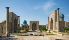 سمرقند، پایتخت کهن ایران/تصاویر