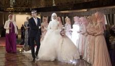 عروس و دامادهایی از سراسر جهان + تصاویر